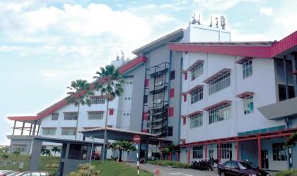 Bangunan STC, MMU Cyberjaya
