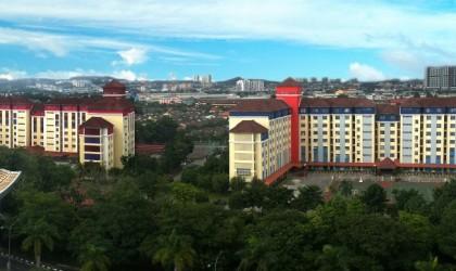 Kolej 10 & 11 Universiti Putra Malaysia